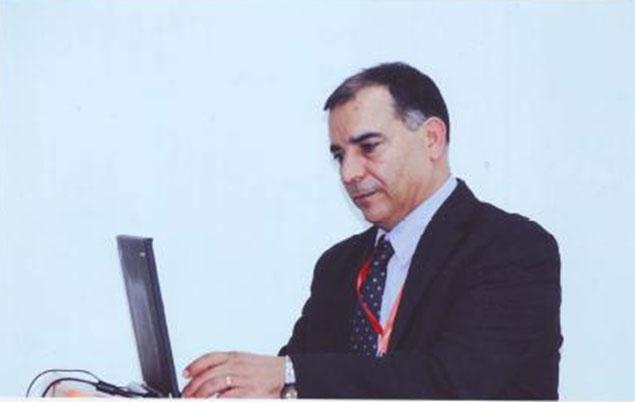 Mr Noureddine Gaaloul