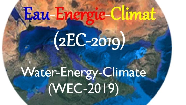 Colloque-Formation International Eau–Énergie–Climat'2019 : 16 au 21 Décembre 2019