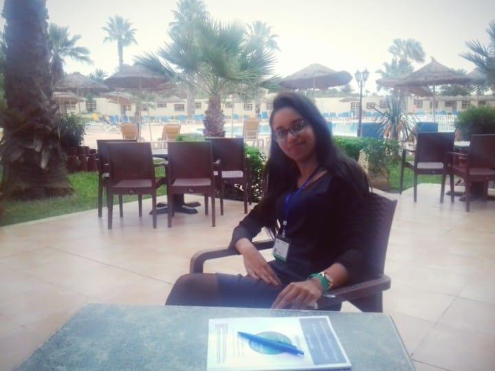 Mlle Yousra Aissaoui